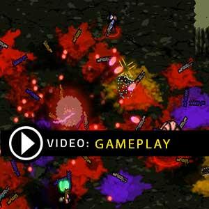 UBERMOSH BLACK Gameplay Video