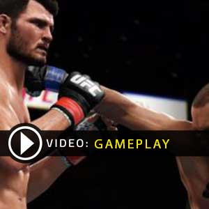 UFC 3 PS4 Gameplay Video