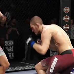 Striking in EA SPORTS UFC 3