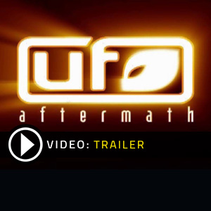Buy UFO Aftermath CD Key Compare Prices