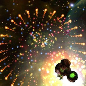 UfoPilot Astro-Creeps Elite Explosion