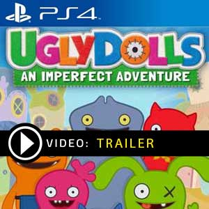 UglyDolls An Imperfect Adventure PS4 Prices Digital or Box Edition
