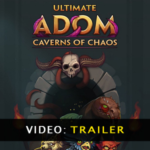 Ultimate ADOM Caverns of Chaos Video Trailer