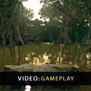 Ultimate Fishing Simulator Amazon River Gameplay Video