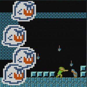 Ultimate NES Remix Nintendo 3DS Defeat the Hammer Bro!