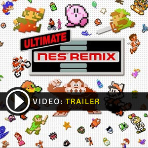 Ultimate NES Remix Nintendo 3DS Prices Digital or Physical Edition