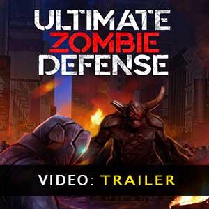 Ultimate Zombie Defense Trailer Video