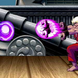 Evil Ryu and Violent Ken Match