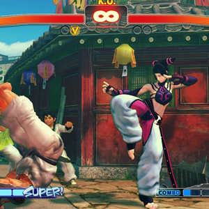 Ultra Street Fighter 4 Battle