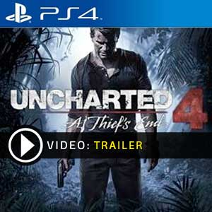 Uncharted 4 A Thiefs End PS4 Prices Digital or Physical Edition