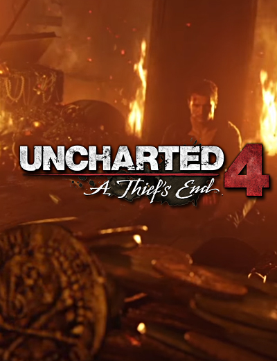 Uncharted 4: A Thief's End New CG Trailer