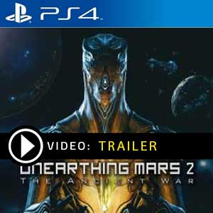 Unearthing Mars 2 The Ancient War PS4 Prices Digital or Box Edition
