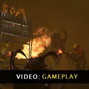 Unfortunate Spacemen Gameplay Video
