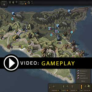 Unity of Command 2 Gameplay Video