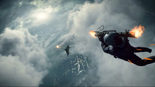 Battlefield 2042 Air Attack