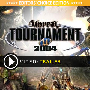Buy Unreal Tournament 2004 Editors Choice CD Key Compare Prices