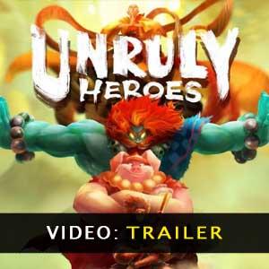 Unruly Heroes Video Trailer