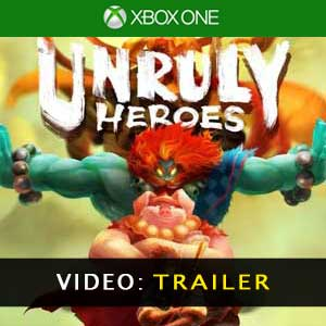 Unruly Heroes Xbox One Video Trailer