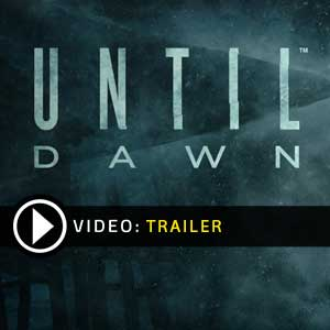 Until Dawn Prices Digital or Physical Edition
