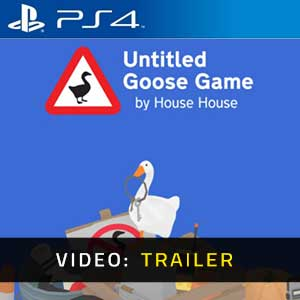 Untitled Goose Game PS4 Video Trailer
