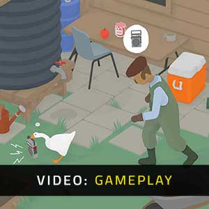 Untitled Goose Game Gameplay Video