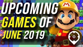 Top Game Releases for June 2019