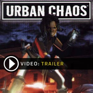 Buy Urban Chaos CD Key Compare Prices