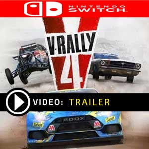 V-Rally 4 Nintendo Switch Prices Digital or Box Edition