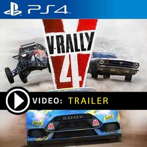 V-Rally 4 PS4 Prices Digital or Box Edition