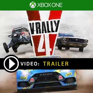 V-Rally 4 Xbox One Prices Digital or Box Edition