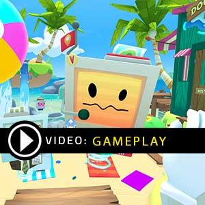 Vacation Simulator Gameplay Video