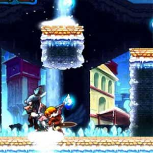 Valdis Story Abyssal City Fight