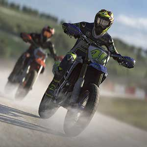 Valentino Rossi The Game VR46 Rider