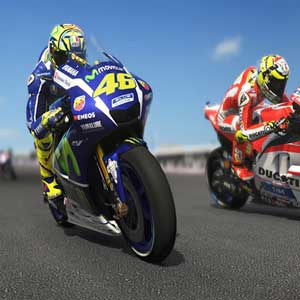 Valentino Rossi The Game Race