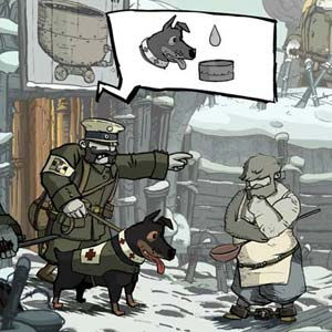 Valiant Hearts The Great War - Characters