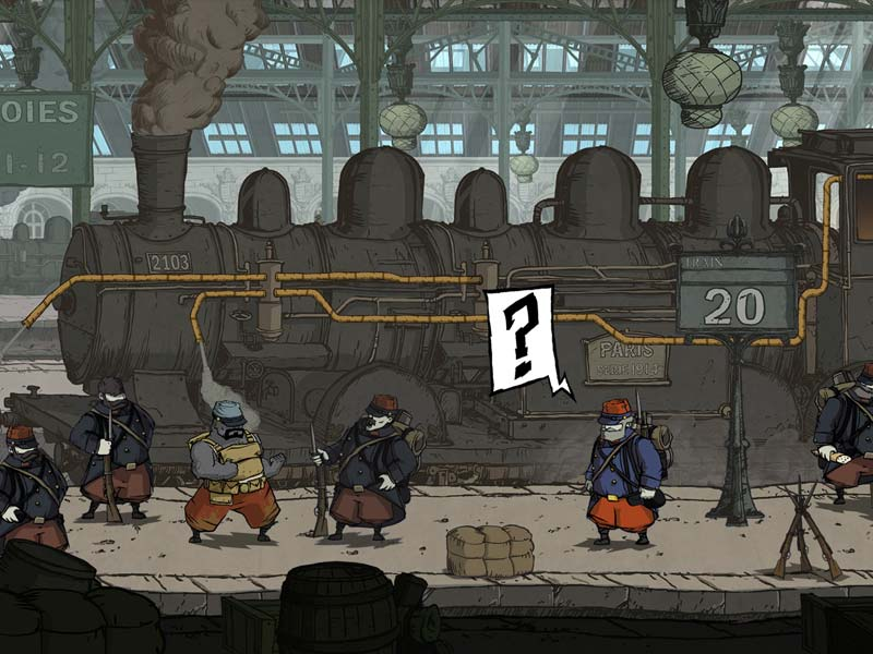 Buy Valiant Hearts The Great War PS4 Game Code Compare Prices