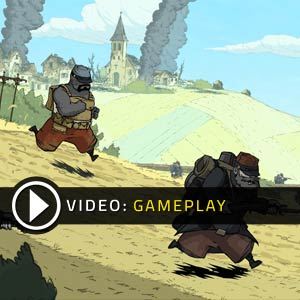 Valiant Hearts The Great War PS4 Gameplay Video