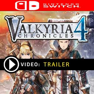 Valkyria Chronicles 4 Nintendo Switch Prices Digital or Box Edition
