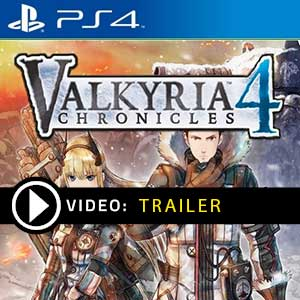 Valkyria Chronicles 4 PS4 Prices Digital or Box Edition