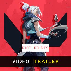 Valorant Riot Points Video Trailer
