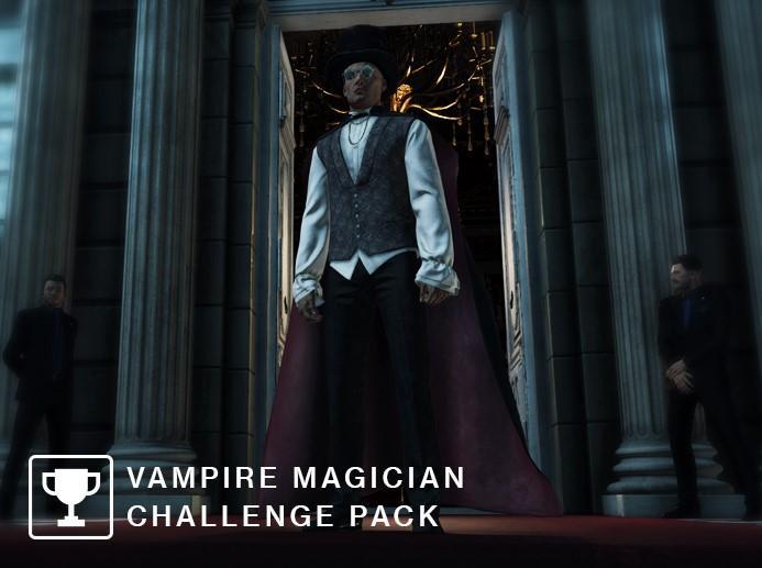 vampire magician challenge