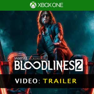 Vampire The Masquerade Bloodlines 2 Trailer Video