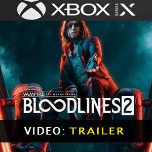 Vampire The Masquerade Bloodlines 2 Trailer Video