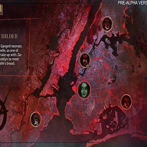 Vampire The Masquerade Coteries of New York