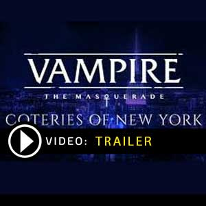 Buy Vampire The Masquerade Coteries of New York CD Key Compare Prices