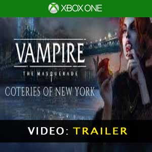 Vampire The Masquerade Coteries of New York Xbox One Prices Digital or Box Edition