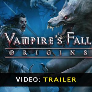 Vampires Fall Origins Video Trailer