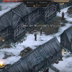 Vampires Fall Origins Watchers Village