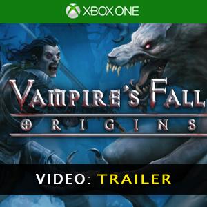 Vampires Fall Origins Xbox One Video Trailer