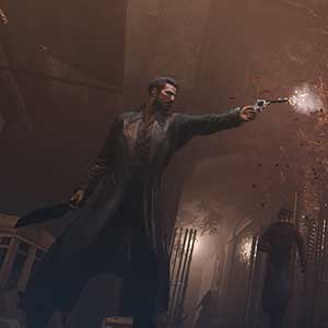 Survive and fight against Vampyr hunters